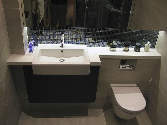 Gallery for D i y bathroom installations