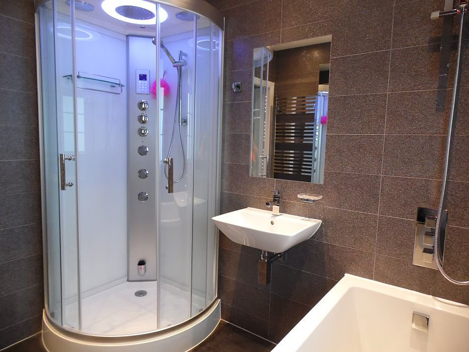 Get a quote for Full bathroom installation