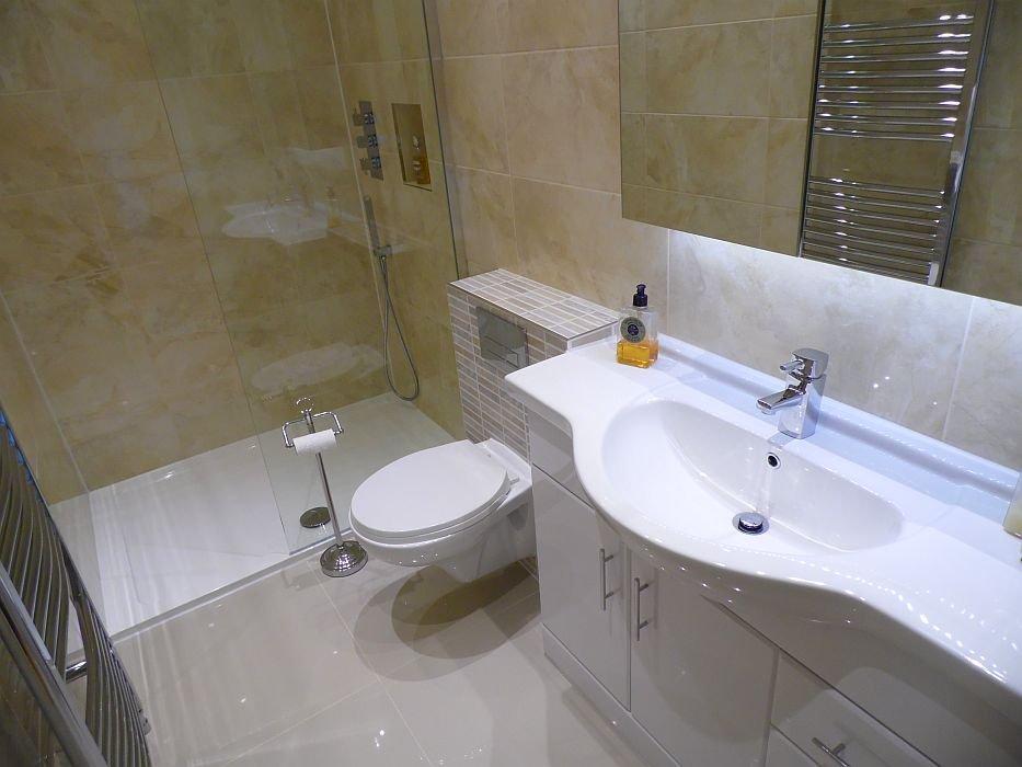 Login for Full bathroom installation