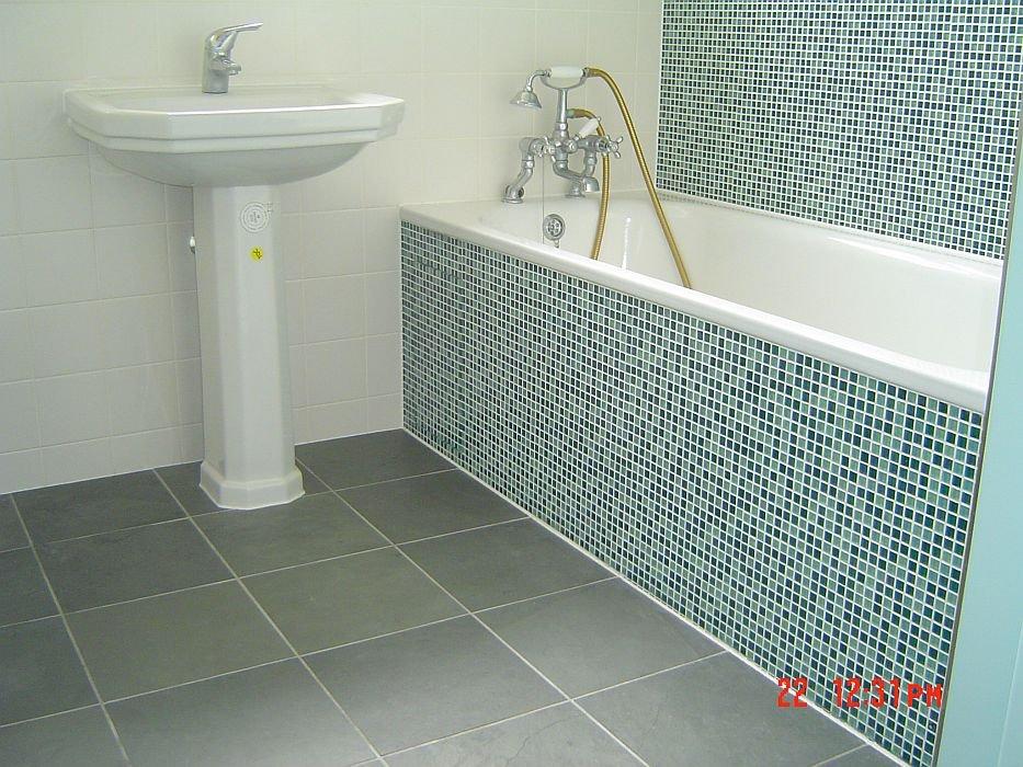 Gallery for Full bathroom installation