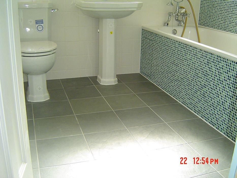 Feedback for Full bathroom installation